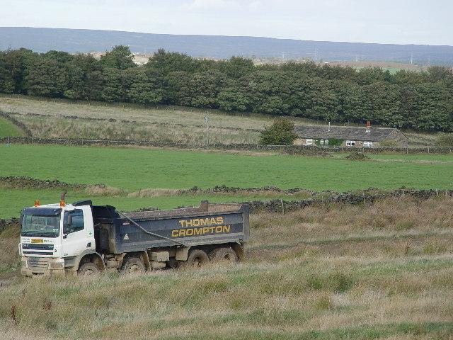 Cullingworth Moor