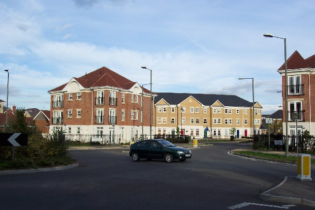New homes at Blackdown