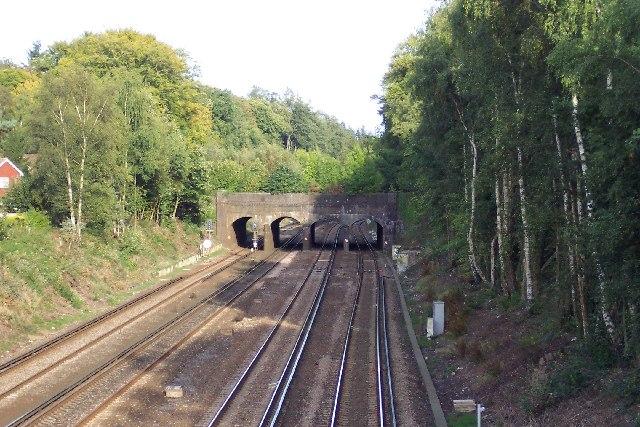 Frimley Aqueduct