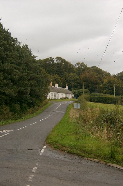 Mainshill, near Mauchline