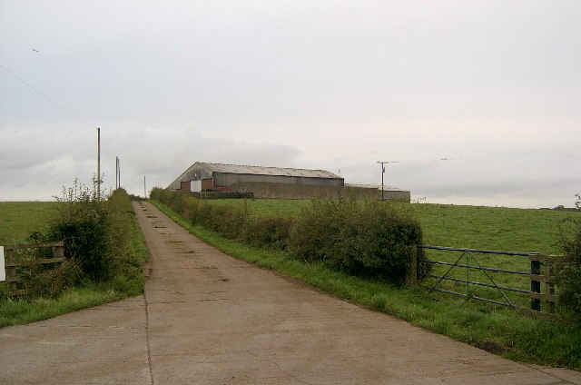 Barturk Farm, near Ochiltree