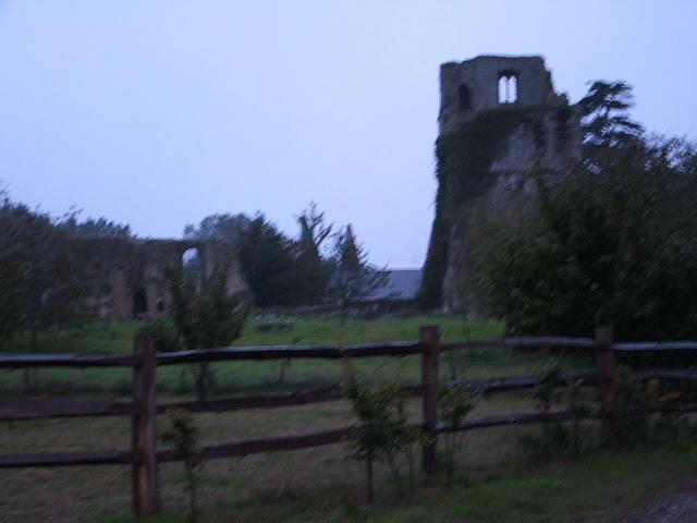 St Mary's Church - Ruin