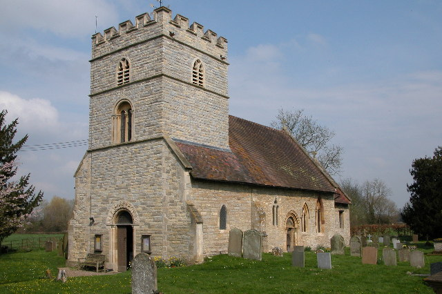 St Nicholas Church, Earl's Croome