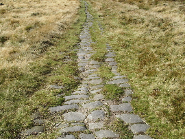 Blackstone Edge Roman Road