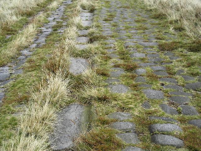 Blackstone Edge Roman Road