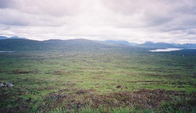 North of Rannoch Moor