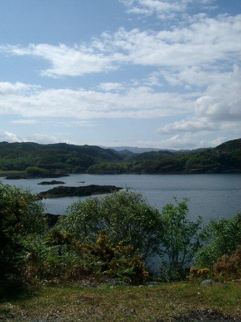 Loch an Eisg Brachaidh, Sutherland