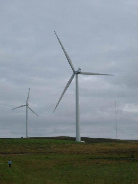 Wind Farm, Burgar Hill, Orkney
