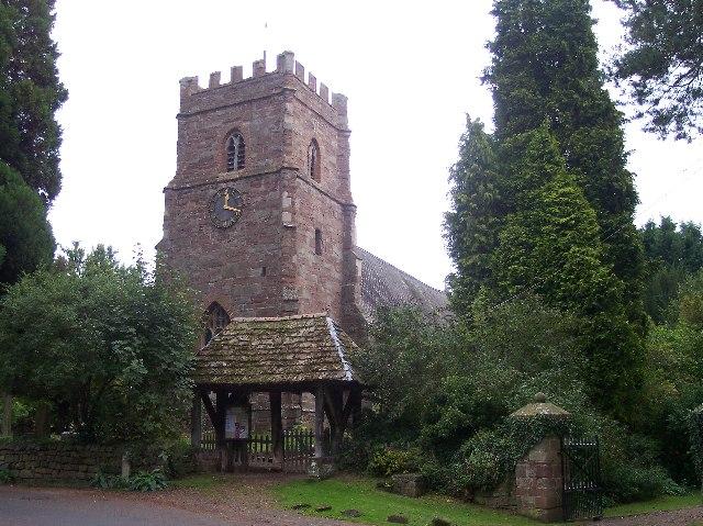 Whitbourne Church