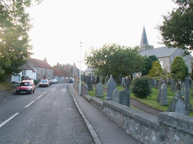 Main Street, Kilrenny