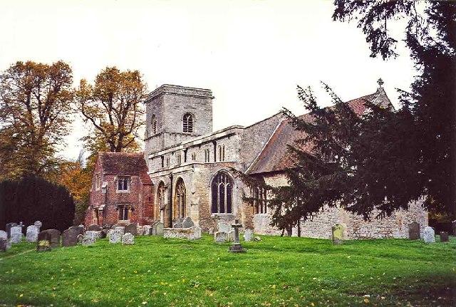 All Saints Church, Sutton Courtenay
