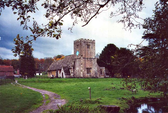 All Saints Church, Lockinge, Oxfordshire.