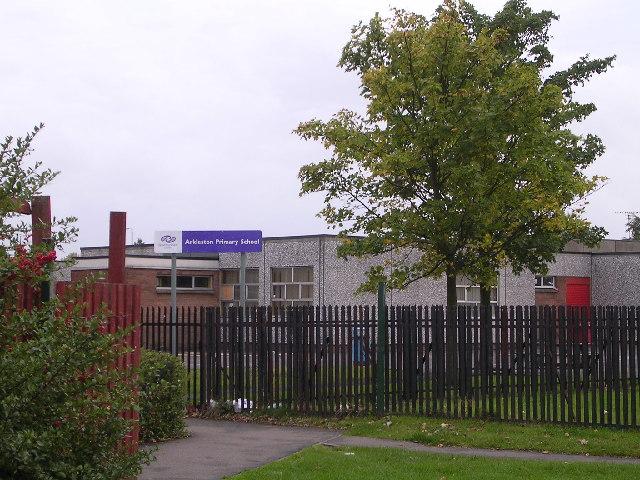 Arkleston Primary School, Renfrew