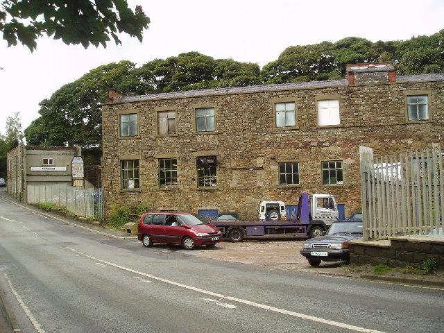 Bridge Mills, Edenfield, Lancashire