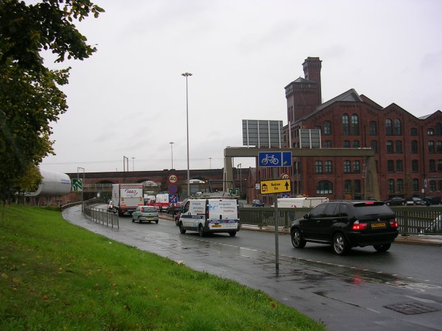 Wet Day in Manchester!
