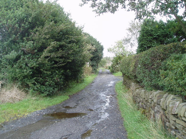 Michael Wife Lane, near Edenfield, Lancashire
