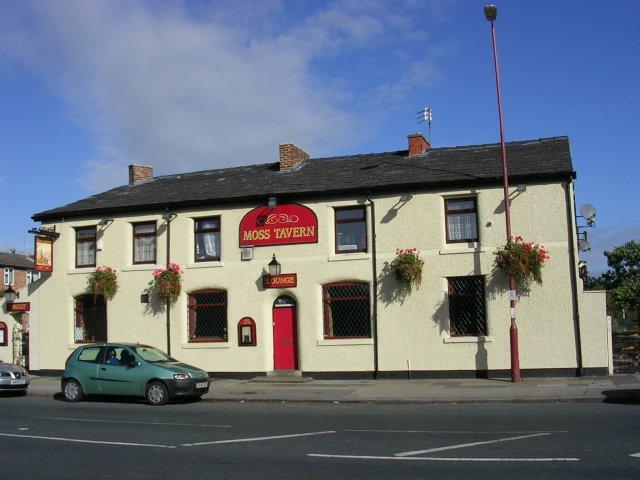 Moss Tavern, Droylsden, Tameside