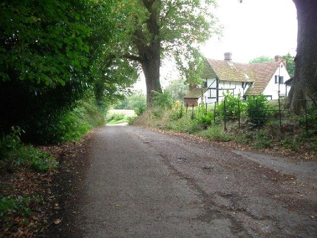 Pratsham, in Tanhurst Lane