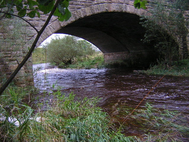 Bridge Over White Cart Water