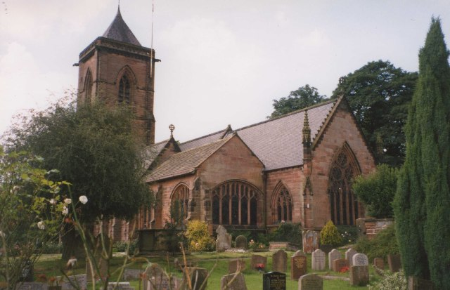 Tarporley Church