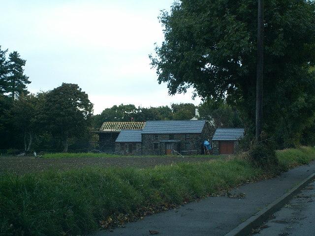 Barn conversion near Sulby