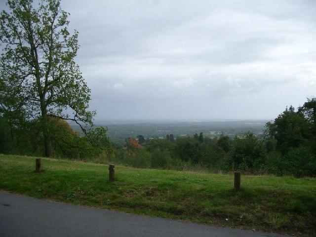 Roadside, near the Landslip