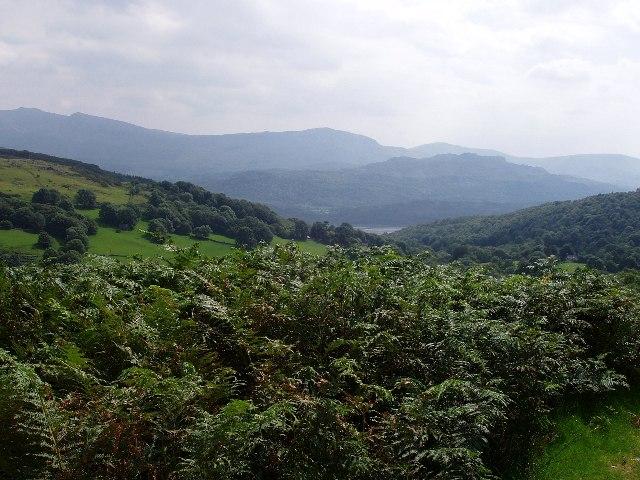 Lower Cwm Llechen