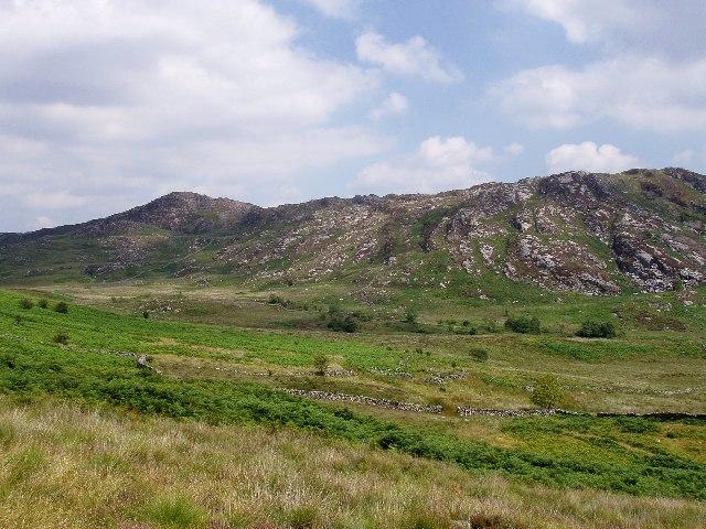 Mynydd Cwm Mynach