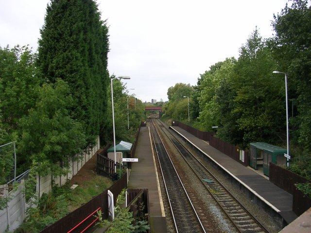 Ryder Brow Station