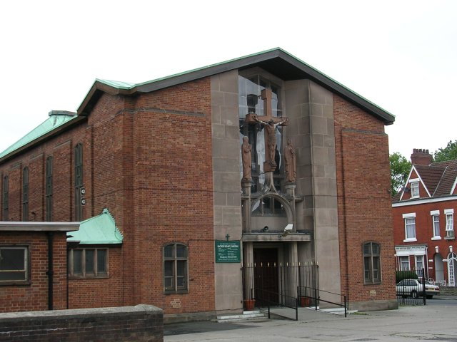 Sacred Heart Church, Gorton.