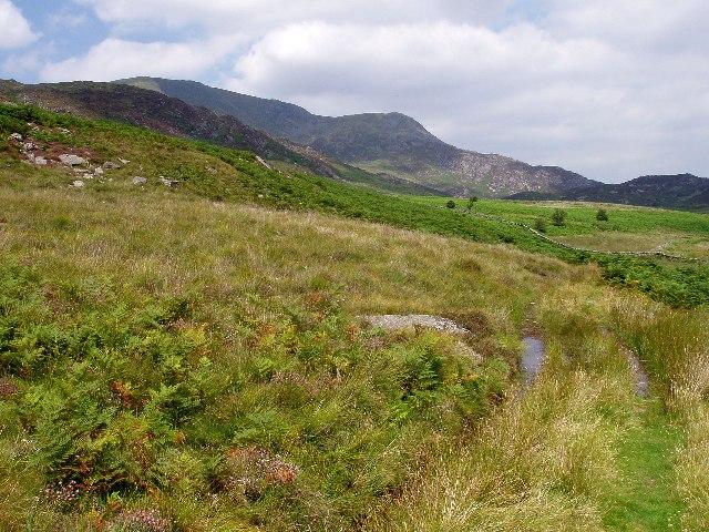 Upper Cwm Llechen