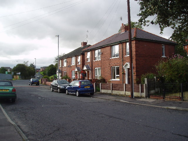 Former Local Authority houses, Ings Avenue, Rochdale, Lancashire