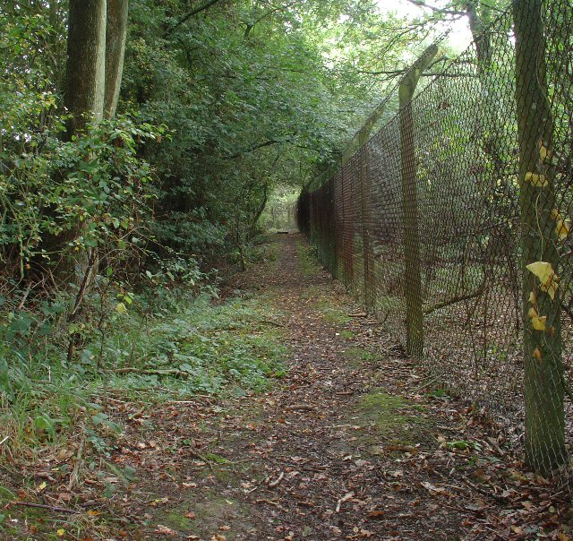 Public Footpath to Ifield at Lambs Green, West Sussex
