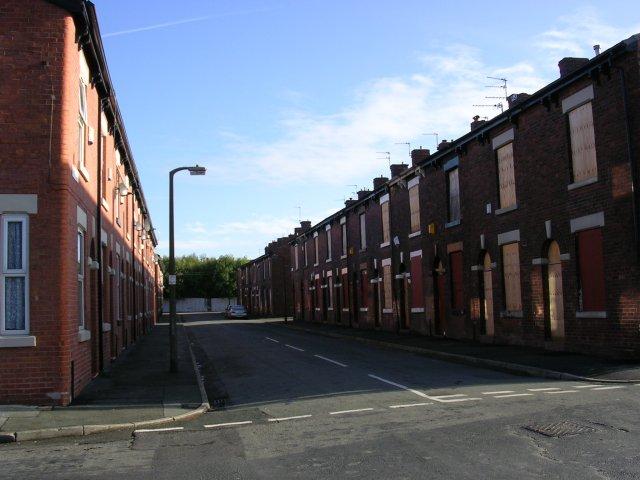 Rock Street, Openshaw, Manchester.