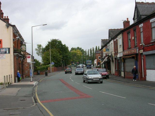 Reddish Lane, Gorton.