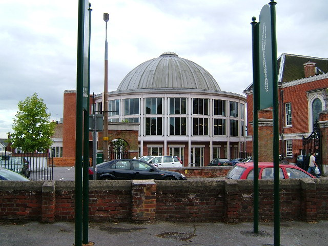 Braintree Library, Fairfield Road, Braintree
