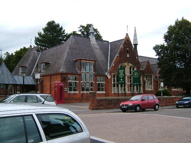 Braintree District Museum, Manor Street, Braintree