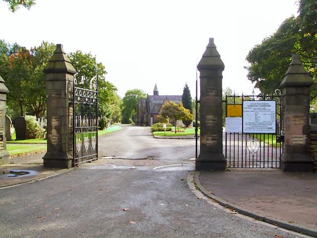 Gorton Cemetery