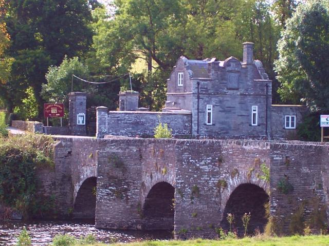Llechryd Bridge