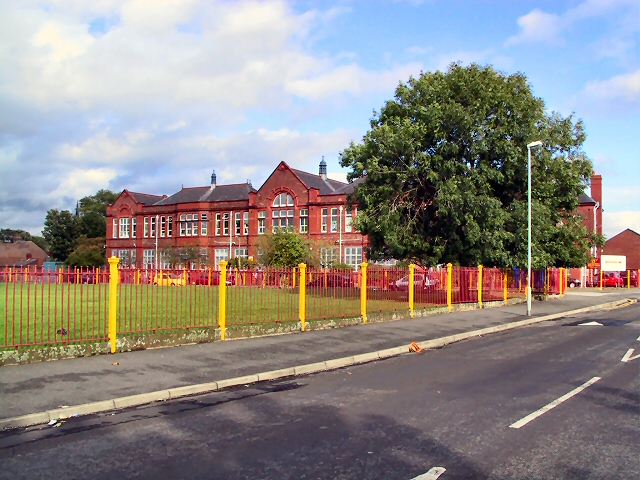 Old Hall Drive Primary School