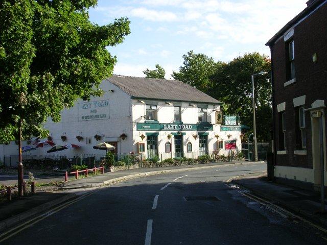 Ashton Hill Lane, Droylsden.