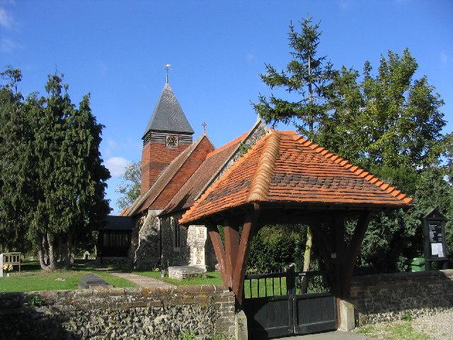 The Parish Church, Bulphan, Essex