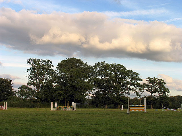Riding School at East Woodhay