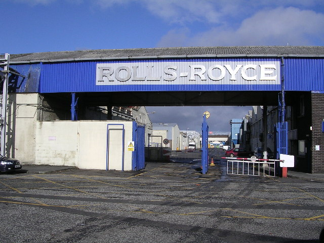 Rolls-Royce, Hillington