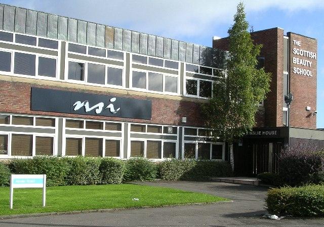 Scottish Beauty School, Hillington Park