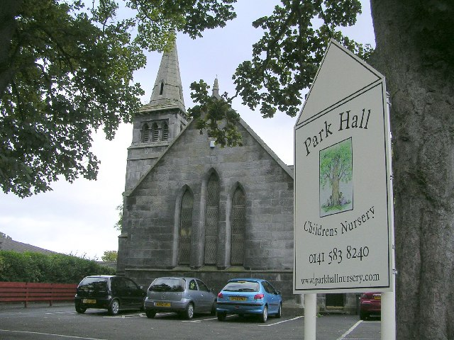 Park Hall Nursery, Inchinnan