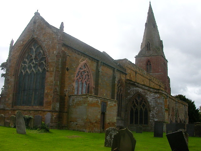 Crick - St Margaret of Antioch Church