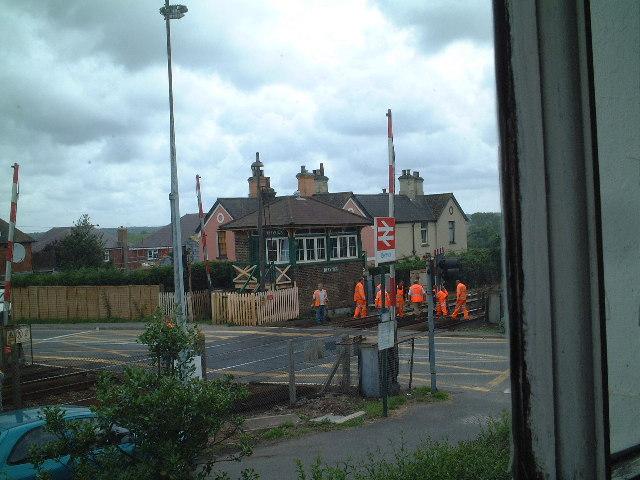 Berwick Station