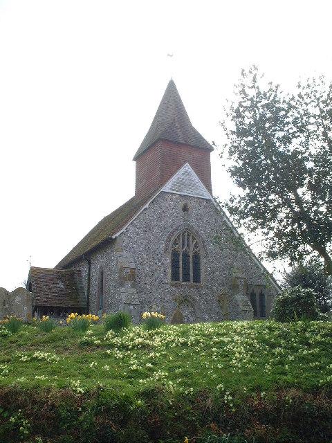 Selmeston Church