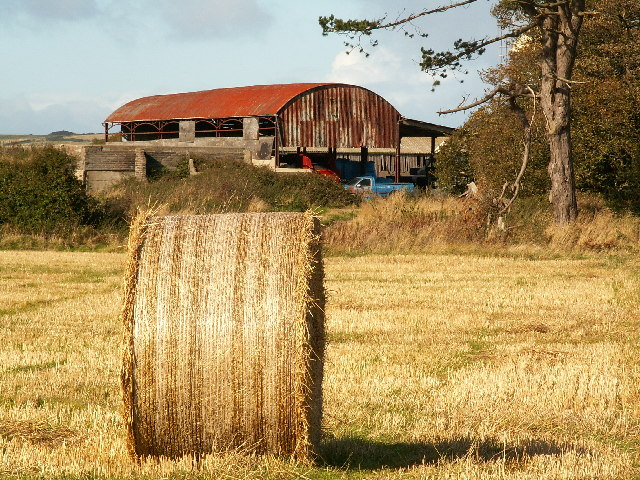 Bale and Barn, Grenaby Farm